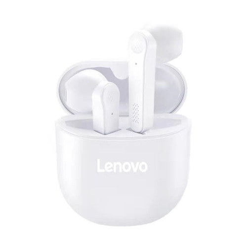 Lenovo PD1 TWS Earbuds Headphone Bluetooth 5.0 Stereo Bass Music Earphone Real Wireless Sports Games Noise-cancelling Headphones with HD Microphone