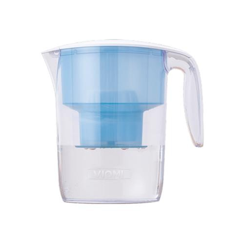 [Regular Version] Xiaomi Viomi L1 Water Filter Pitcher 3.5L Anti-bacteria 7-Stages Filter Handheld Filtration Kettle [International Version] - Transparent