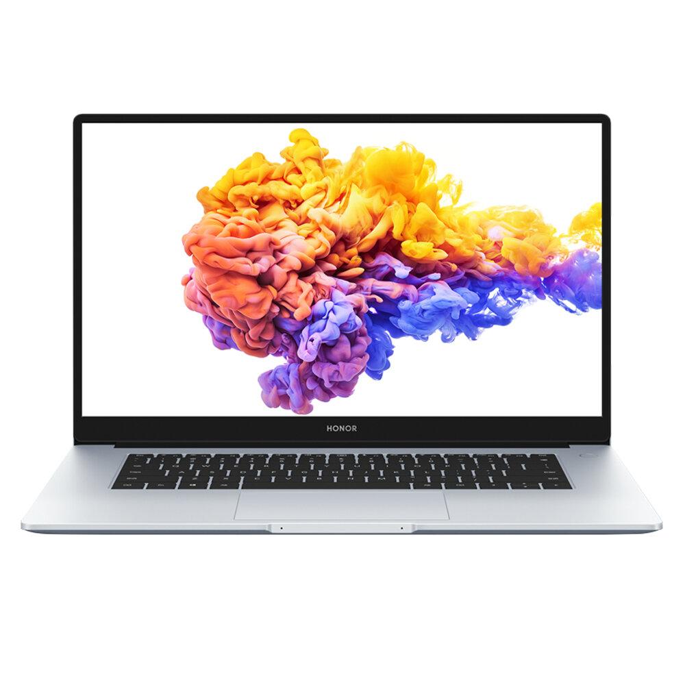 HONOR MagicBook 15 2021 Edition 15.6 inch Intel Core i7-1165G7 NVIDIA GeForce MX450 16GB RAM 512GB SSD 87% Screen Ratio 100% sRGB 42Wh Battery WiFi 6 Fingerprint Type-C Fast Charging Notebook