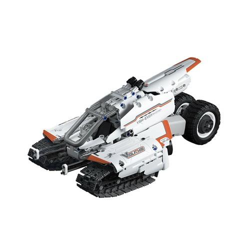 Xiaomi Building Blocks Flying Fish Shuttle Crawler Car Jupiter Dawn Series Sci-Fi Kids Puzzle Toy