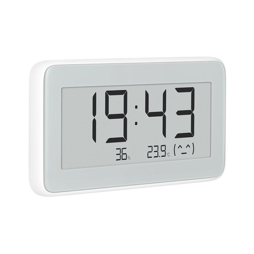 Xiaomi Mijia BT4.0 Bluetooth Wireless Smart Electric Digital Desktop Clock Indoor Hygrometer Thermometer