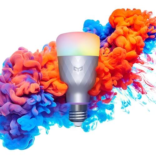 Yeelight 1SE E27 6W RGBW AC 100 - 240V Smart LED Bulb Colourful Light Version