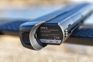 UMAX City Racer 36 battery
