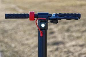 UMAX City Racer 36 világítás