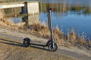 UMAX City Racer 36 elektromos roller teszt