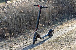 UMAX City Racer 36 elektromos roller hogy néz ki