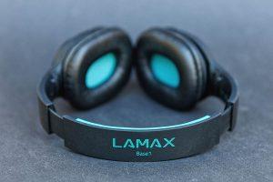 LAMAX Base1 bluetooth fejhallgató