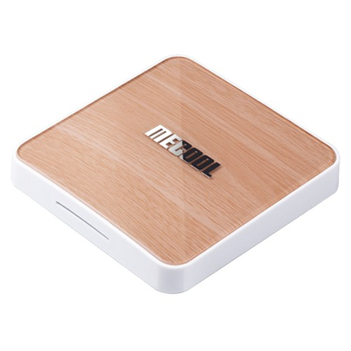MECOOL KM6 Deluxe 4GB/64GB ROM Android TV 10.0 TV BOX Amlogic S905X4 2.5G+5G WIFI 6 Bluetooth 5.0 4K HDR