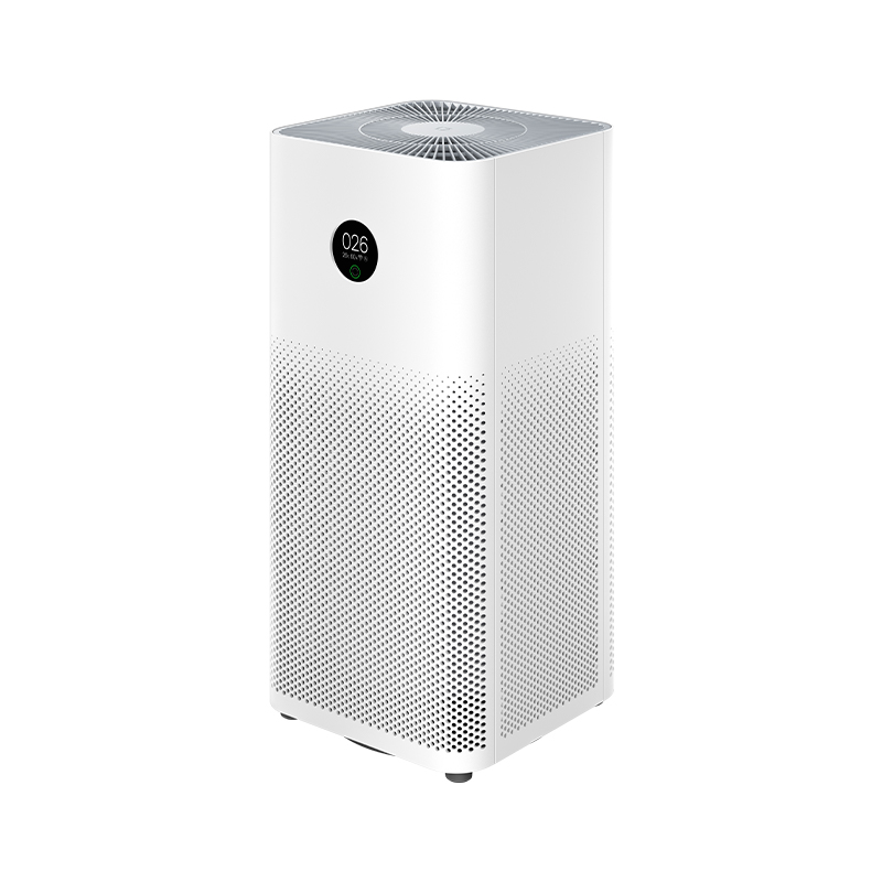 [EU Plug]Xiaomi Mijia Air Purifier 3H OLED Touch Display Mi Home APP Control High Air Volume Efficient Removal of PM2.5 Formaldehyde