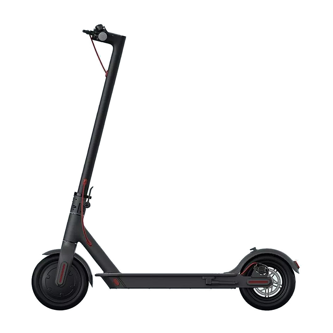 Xiaomi Mijia 1S 7.8Ah 36V 8.5in Folding Electric Scooter 500W DC Brushless Motor 25km/h Top Speed 30km Mileage Max Load 100kg Dual Brake System