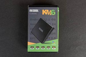 Mecool KM6 teszt