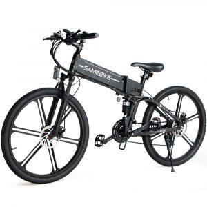 SAMEBIKE LO26-II 26 Inches Moped Electric Bike