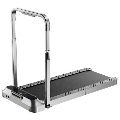 KingSmith WalkingPad R2 Treadmill Smart Folding Walking and Running Machine Outdoor Indoor Fitness Exercise Gym Alternative APP Intelligent Foot Step Speed Control LED Display - Black