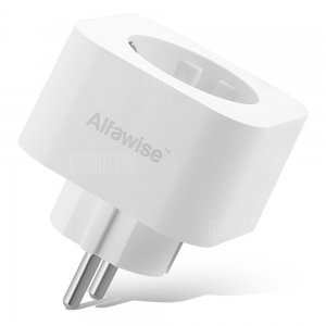 Alfawise Smart Plug Mini WiFi Socket EU Standard