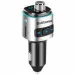 Alfawise QC3.0 Bluetooth 4.2 FM Transmitter Car Charger