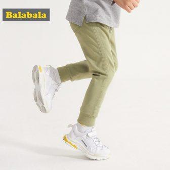 Balabala 2018 Spring Autumn New Kids Pants Baby Boys Casual Pant Kids...