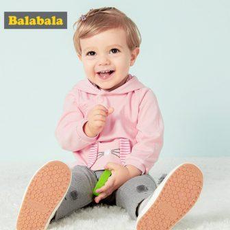 Balabala Baby Girl Boy 3D Ear Hooded Sweatshirt Infant Newborn Babys Soft...