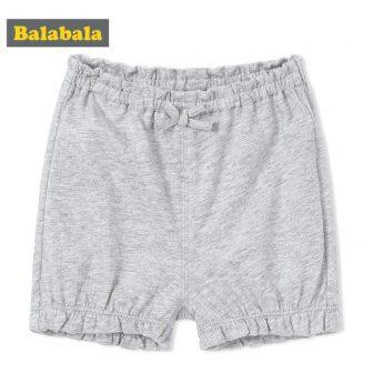 Balabala Baby Girls Baby Boys Shorts in 100% Cotton Infant Newborn Baby...