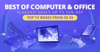 BEST OF COMPUTER & OFFICEFLAGSHOP DEALS UP TO 55% OFFTOP TV BOXES...