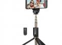 BlitzWolf 3 in 1 Wireless Bluetooth Selfie Stick