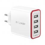 BlitzWolf® BW-PL1 40W 2.4A 4 Ports USB Charger
