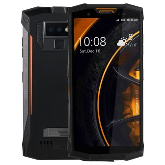 DOOGEE S80 5.99 Inch 6GB 64GB Smartphone Orange