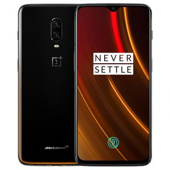 Global ROM Oneplus 6T 6.41 Inch 10GB 256GB Smartphone Orange