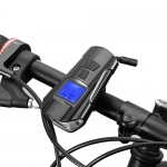 Gocomma 3-in-1 Smart USB Charging Bike Computer Cycling Headlights Speaker Lamp