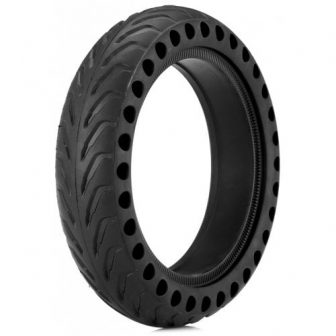 Gocomma Solid Tire for Xiaomi M365/Alfawise M1 Electric Scooter