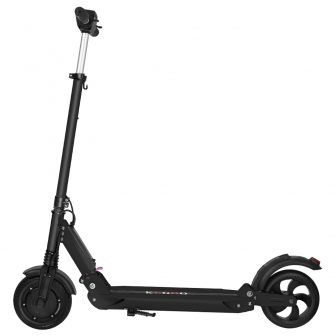 KUGOO S1 Folding Electric Scooter 350W Motor 8.5 Inch Tire Black