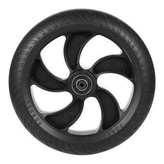 KUGOO S1 Folding Electric Scooter Rear Wheel Black