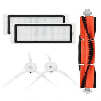 Main Brush Filters Side Brushes Accessories For XIAOMI MI Robot Vacuum Home...