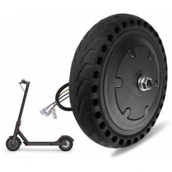 Motor / Explosion Proof Wheel Tire Set