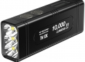 Nitecore TM10K 10000lm Flashlight Rechargeable OLED Display