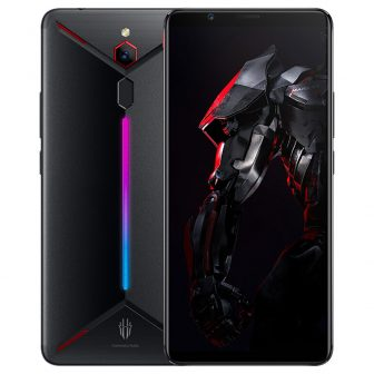 Nubia Red Magic Mars 6.0 Inch 6GB 64GB Smartphone Black
