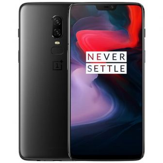 Oneplus 6 6.28 Inch 8GB 256GB Smartphone Midnight Black