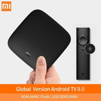 Original Xiaomi MI TV BOX 3 Smart 4K Ultra HD 2G 8G...
