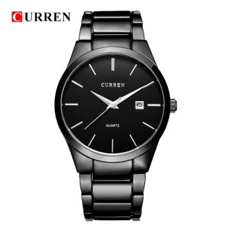 relogio masculino CURREN Luxury Brand Analog sports Wristwatch Display Date Men's Quartz...
