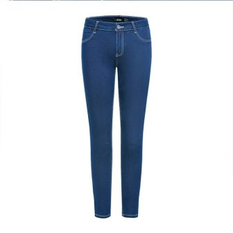 SEMIR new Jeans for women 2018 Vintage Slim Style Pencil Jean High...