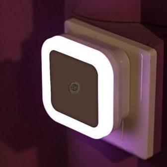 Smart LED Night Light Hálószoba indukciós lámpa
