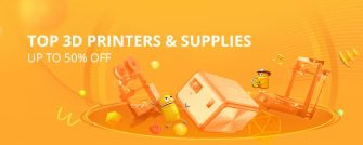TOP 3D PRINTERS & SUPPLIESUP TO OFF