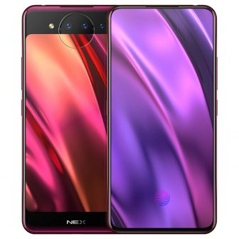 Vivo Nex 6.39 Inch 10GB 128GB Smartphone Purple
