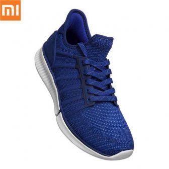 Xiaomi Mijia Sneakers 2mm High Elastic Knitting Uppers Fishbone Bionic Structure TPU...