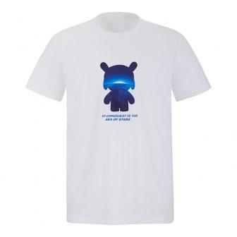 Xiaomi Mitu MITOWNLIFE Men Round Neck Tops Short Sleeves T-shirt Size XL...