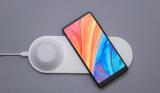 Xiaomi Yeelight vezeték nélküli töltő és éjszakai lámpa